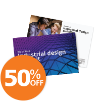 50% Off Mini Postcards